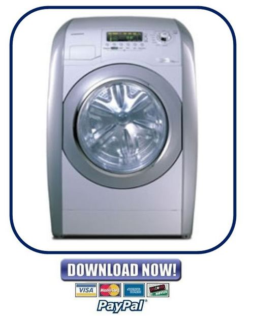 Washer Repair: Samsung Washer Repair Manual
