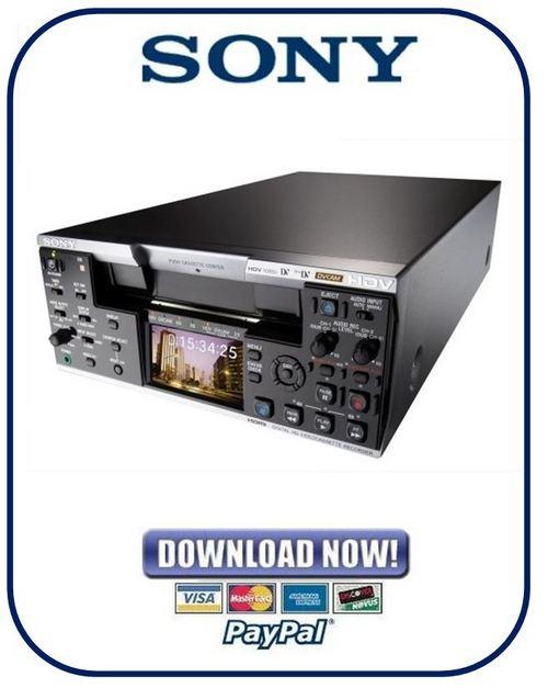 sony hvr m25 service manual   repair guide download sony hdv 1080i dvcam manual sony hdv dvcam 3 cmos manual