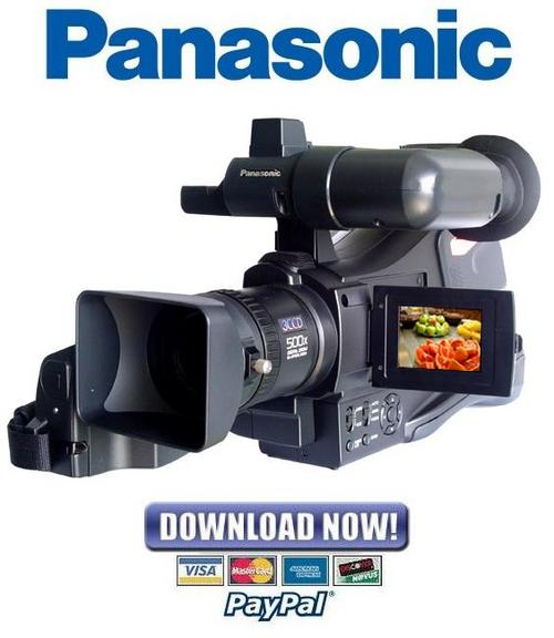 Pay for Panasonic NV-MD10000 Service Manual Repair Guide