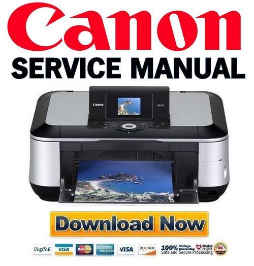 Canon Mp610 инструкция - фото 6