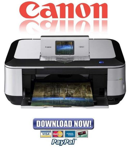 Pay for Canon Pixma MP640 Service Manual & Repair Guide + Parts Catalog