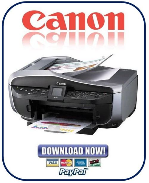 Pay for Canon Pixma MX700 Manual de Servicio