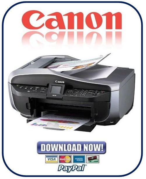 Pay for Canon Pixma MX700 Service and Repair Manual + Parts Catalog