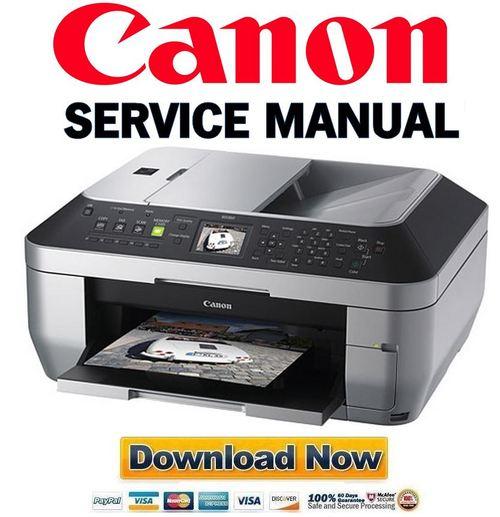 canon mkii service manual
