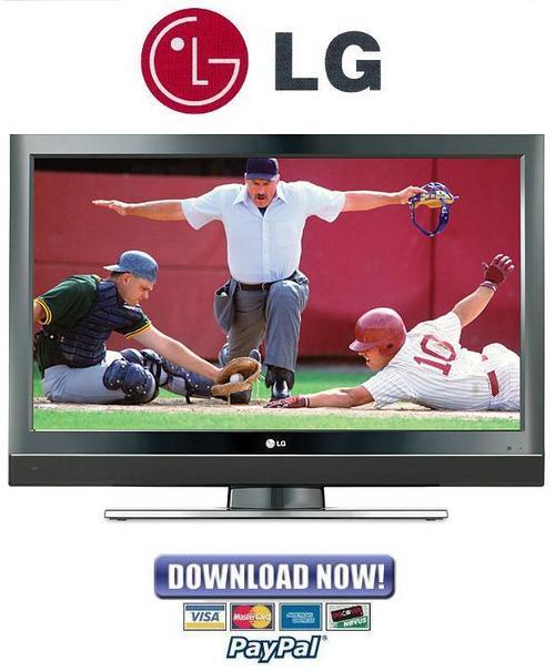 lcd tv repair guide pdf