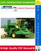Thumbnail ☆☆ Best ☆☆ John Deere 55 Combine Service Repair Manual