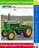 Thumbnail ☆☆ Best ☆☆ John Deere 1000 Series Tractors Service Repair Manual (SM2033)