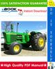 Thumbnail ☆☆ Best ☆☆ John Deere 5010-I Tractor Service Repair Manual
