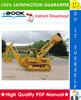Thumbnail ☆☆ Best ☆☆ John Deere JD450 Crawler Tractors & Crawler Loaders Service Repair Manual