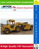 Thumbnail ☆☆ Best ☆☆ John Deere JD760 Elevating Scraper Service Repair Manual