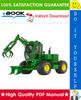 Thumbnail ☆☆ Best ☆☆ Cameco SP1850 High Reach Loader Service Repair Manual