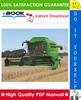 Thumbnail ☆☆ Best ☆☆ John Deere W440 Combine Harvesters Technical Manual