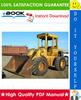 Thumbnail ☆☆ Best ☆☆ John Deere JD544, JD544-A Loaders Technical Manual