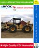 Thumbnail ☆☆ Best ☆☆ John Deere 540, 540A Skidders Technical Manual