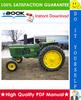 Thumbnail ☆☆ Best ☆☆ John Deere 2520 Tractor Technical Manual