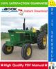 Thumbnail ☆☆ Best ☆☆ John Deere 4000, 4020 Tractors Technical Manual