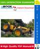 Thumbnail ☆☆ Best ☆☆ John Deere 440, 440A, 440B Skidders Technical Manual