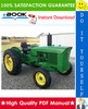 Thumbnail ☆☆ Best ☆☆ John Deere 1520 Tractor Technical Manual