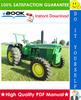 Thumbnail ☆☆ Best ☆☆ John Deere 4320 Tractor Technical Manual
