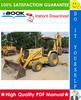 Thumbnail ☆☆ Best ☆☆ John Deere JD410 Loader Backhoe Technical Manual