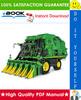 Thumbnail ☆☆ Best ☆☆ John Deere 699 Cotton Picker Technical Manual