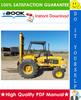 Thumbnail ☆☆ Best ☆☆ John Deere JD380, JD480-A, JD480-B Forklifts Technical Manual