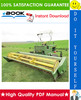 Thumbnail ☆☆ Best ☆☆ John Deere 2250, 2270 Hydrostatic Windrowers Technical Manual
