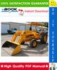 Thumbnail ☆☆ Best ☆☆ John Deere JD302 Tractor & Loader Technical Manual