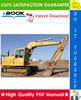 Thumbnail ☆☆ Best ☆☆ John Deere 690B Excavator Technical Manual