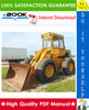 Thumbnail ☆☆ Best ☆☆ John Deere JD544B Loader Technical Manual