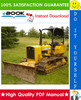 Thumbnail ☆☆ Best ☆☆ John Deere 350C, 350D Crawler Bulldozer & 350C, 355D Crawler Loader Technical Manual