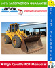 Thumbnail ☆☆ Best ☆☆ John Deere 646B Compactor Technical Manual