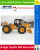Thumbnail ☆☆ Best ☆☆ John Deere JD640 Skidder - Grapple Skidder Technical Manual
