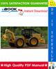Thumbnail ☆☆ Best ☆☆ John Deere JD540-B Skidder & Grapple Skidder Operation and Tests Technical Manual