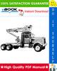 Thumbnail ☆☆ Best ☆☆ John Deere 7610, 7620 Knuckleboom Loaders Technical Manual