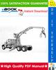 Thumbnail ☆☆ Best ☆☆ John Deere 7630 Knuckleboom Loader Technical Manual