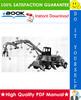 Thumbnail ☆☆ Best ☆☆ John Deere 7640 Knuckleboom Loader Technical Manual