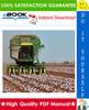 Thumbnail ☆☆ Best ☆☆ John Deere 484 Cotton Stripper Technical Manual