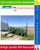 Thumbnail ☆☆ Best ☆☆ John Deere 7000 drawn and conservation, 7100 folding and integral max-emerge planters Technical Manual