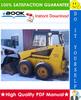 Thumbnail ☆☆ Best ☆☆ John Deere JD24A Skid-Steer Loader Technical Manual
