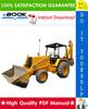Thumbnail ☆☆ Best ☆☆ John Deere 310A, 310B Backhoe Loaders Technical Manual