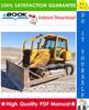 Thumbnail ☆☆ Best ☆☆ John Deere JD850 Crawler Bulldozer Technical Manual