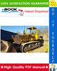 Thumbnail ☆☆ Best ☆☆ John Deere JD855 Crawler Loader Technical Manual