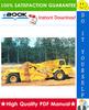 Thumbnail ☆☆ Best ☆☆ John Deere 860-B Scraper Technical Manual