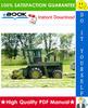 Thumbnail ☆☆ Best ☆☆ John Deere 5440 & 5460 Self-Propelled Harvesters Technical Manual