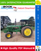 Thumbnail ☆☆ Best ☆☆ John Deere 4040, 4240 Tractors Technical Manual