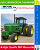 Thumbnail ☆☆ Best ☆☆ John Deere 4640, 4840 Tractors Technical Manual