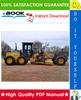 Thumbnail ☆☆ Best ☆☆ John Deere 670A, 672A Motor Grader Repair Technical Manual