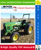 Thumbnail ☆☆ Best ☆☆ John Deere 850, 900HC, 950, 1050 Tractors Technical Manual