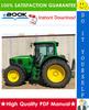 Thumbnail ☆☆ Best ☆☆ John Deere 6620, Sidehill 6620 & 7720 & 8820 Combines Technical Manual